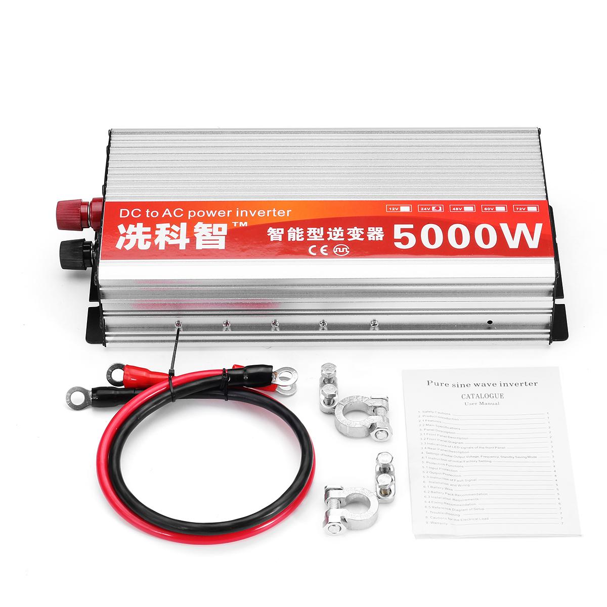 hight resolution of 5000w power inverter