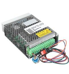 ac90v 260v input dc110v output 8a pwm dc motor speed controller driver speed governor [ 1200 x 1200 Pixel ]