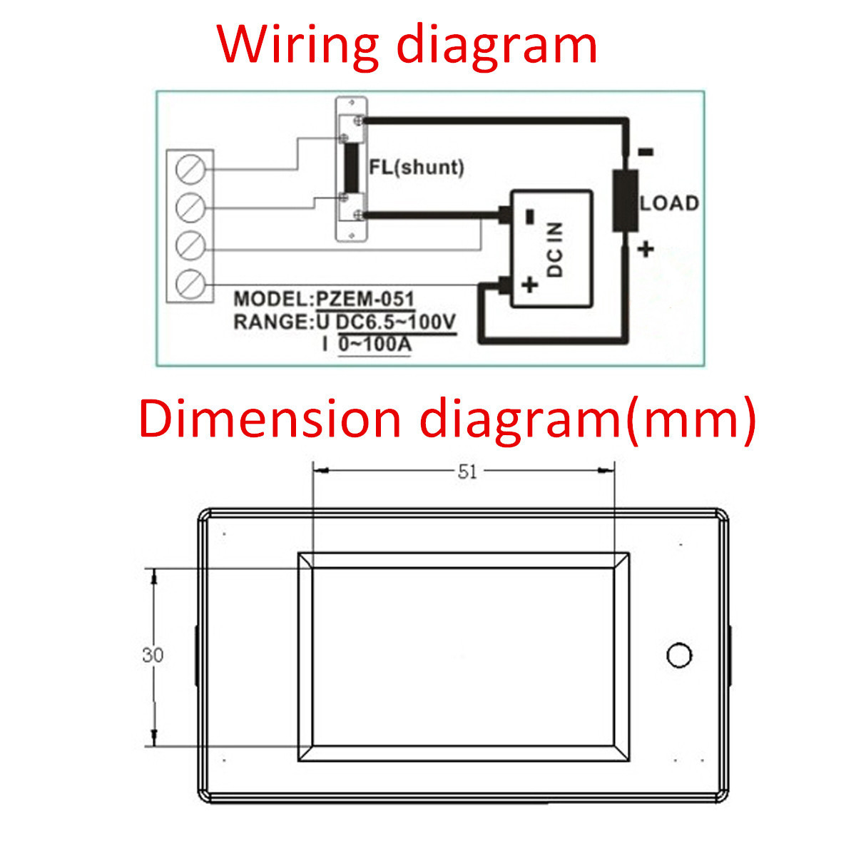 hight resolution of excellway power meter