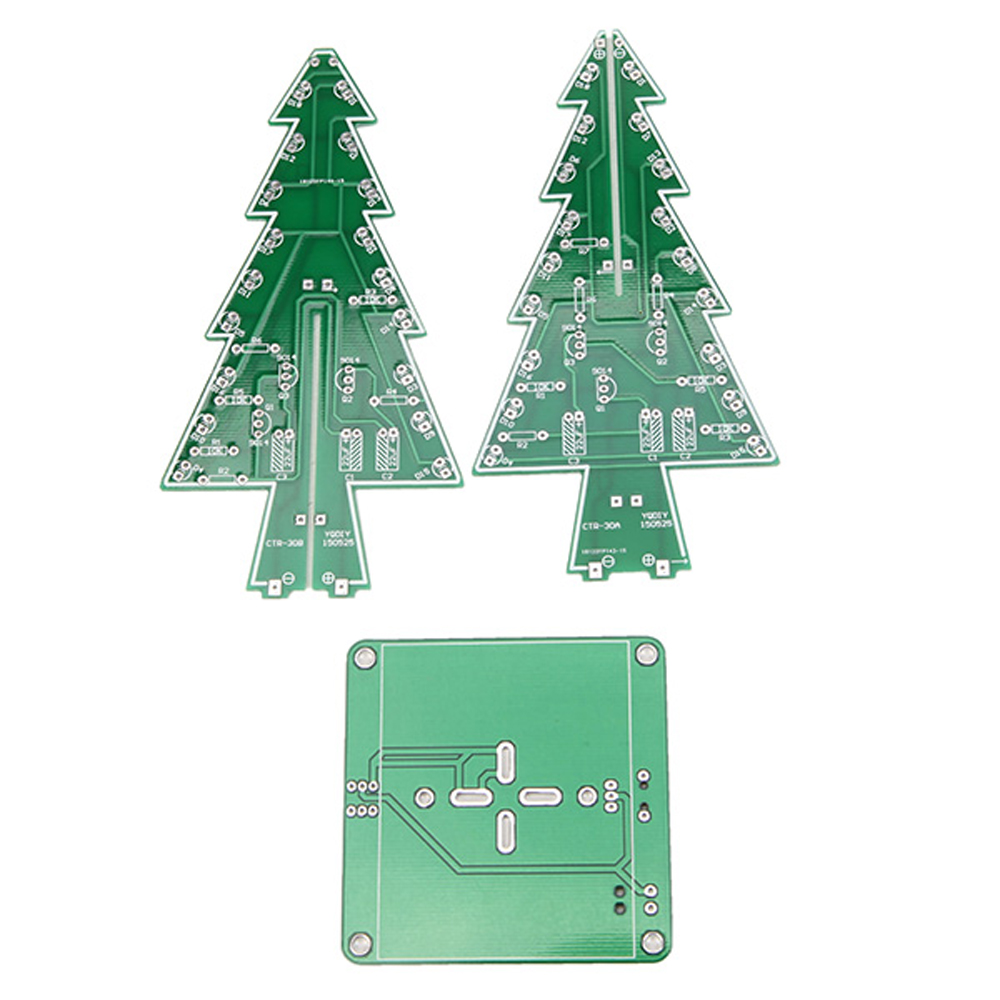 hight resolution of geekcreit diy christmas tree led flash kit 3d electronic learning christmas tree light wiring diagram review ebooks