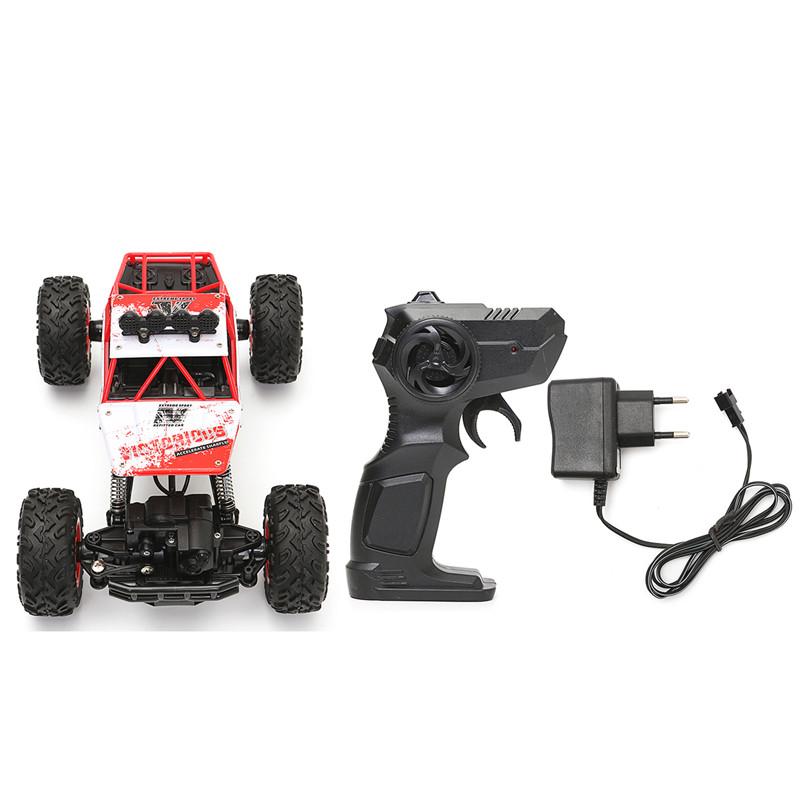 1/16 2.4G 4WD Radio Fast Remote Control RC RTR Racing Buggy Crawler Car Off Road