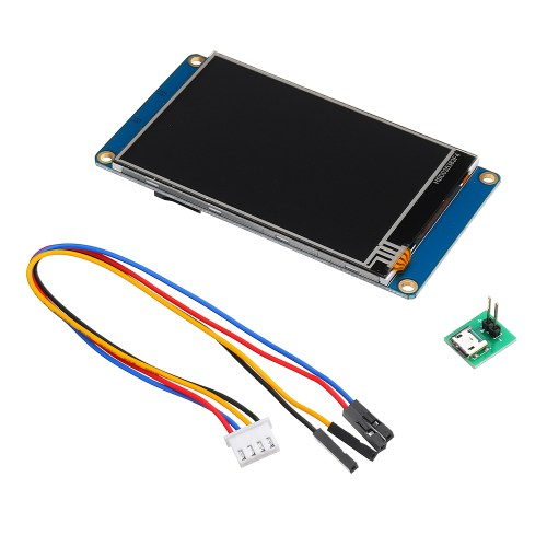 small resolution of nextion nx4832t035 3 5 inch 480x320 hmi tft lcd touch display module control panel ponents furthermore wire resistive touch panel