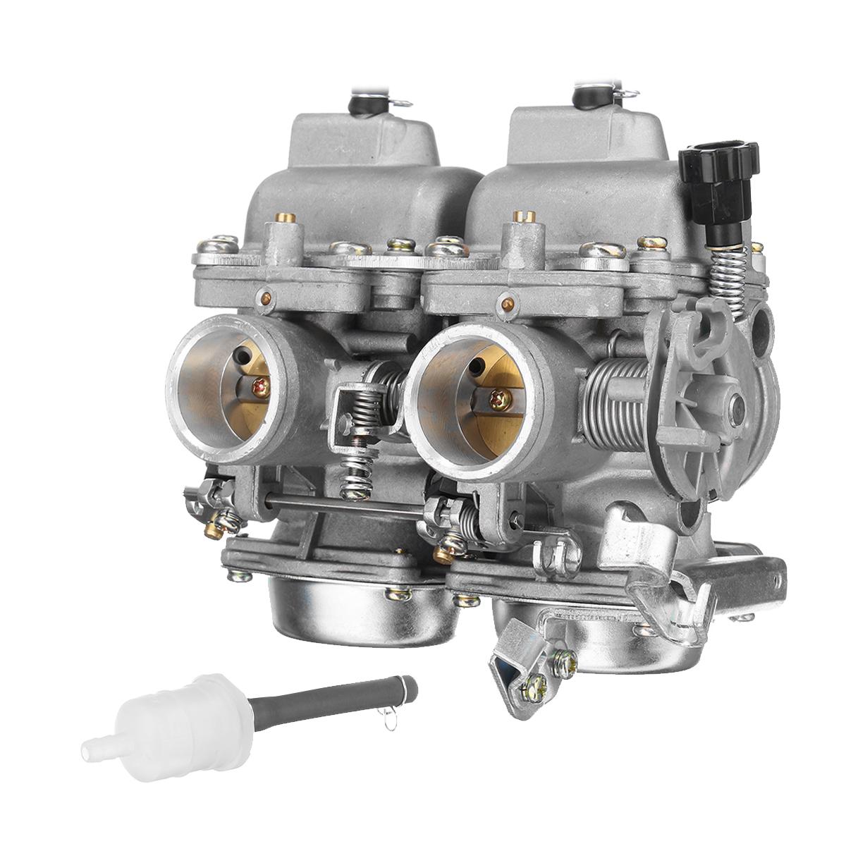hight resolution of carburetor dual carb assy fuel filter for honda rebel ca cmx 250 c cmx250 ca250