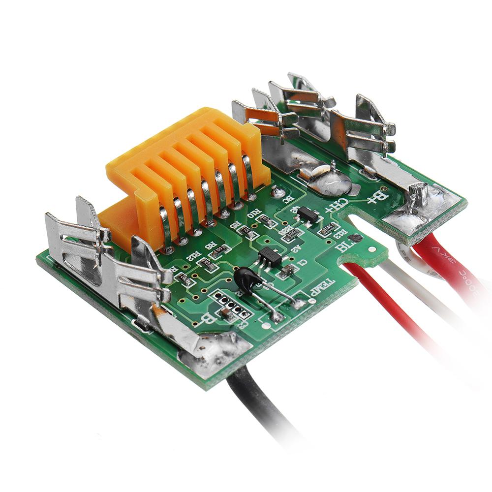 medium resolution of makita bl1430 dc 14v tool battery protection board charging control pcb pcm protect circuit board