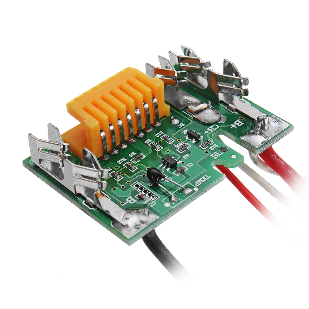 hight resolution of makita bl1430 dc 14v tool battery protection board charging control pcb pcm protect circuit board