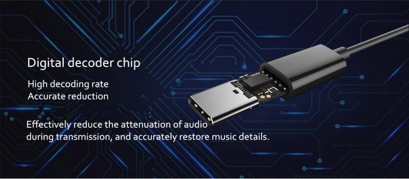 Xiaomi Piston Type-C Earphone In-Ear Stereo Aluminum Alloy buy online in pakistan