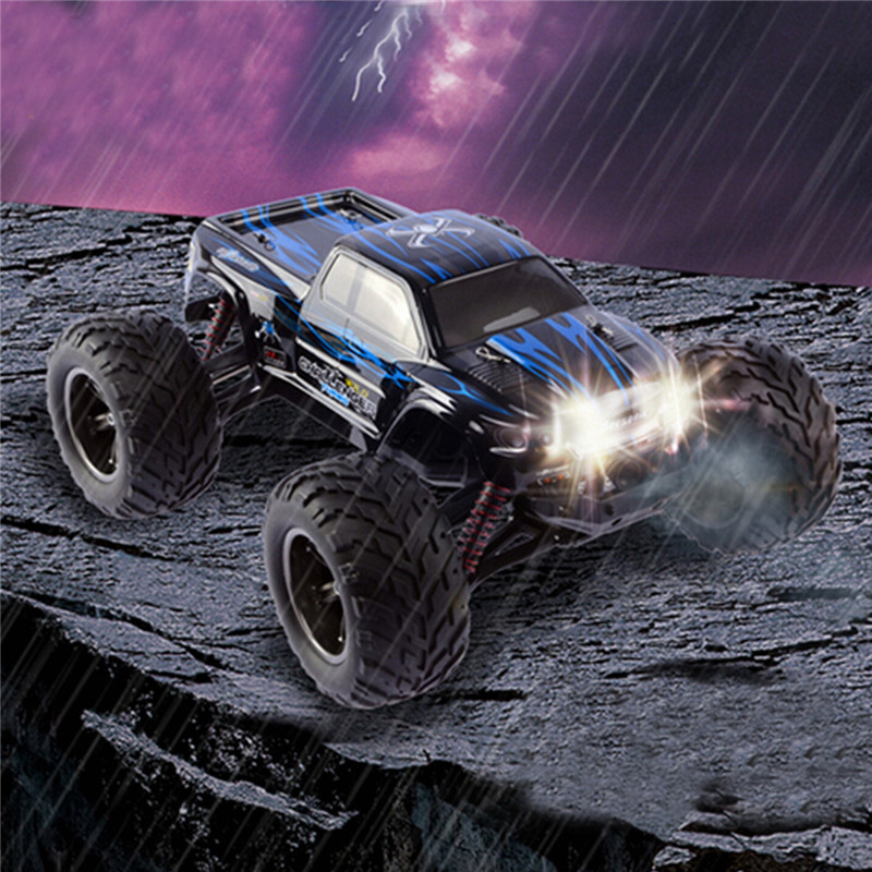 9115 1/12 Radio Remote Control Car High Speed RC 2.4Ghz 2WD Off Road Buggy Monster Truck 40km/h