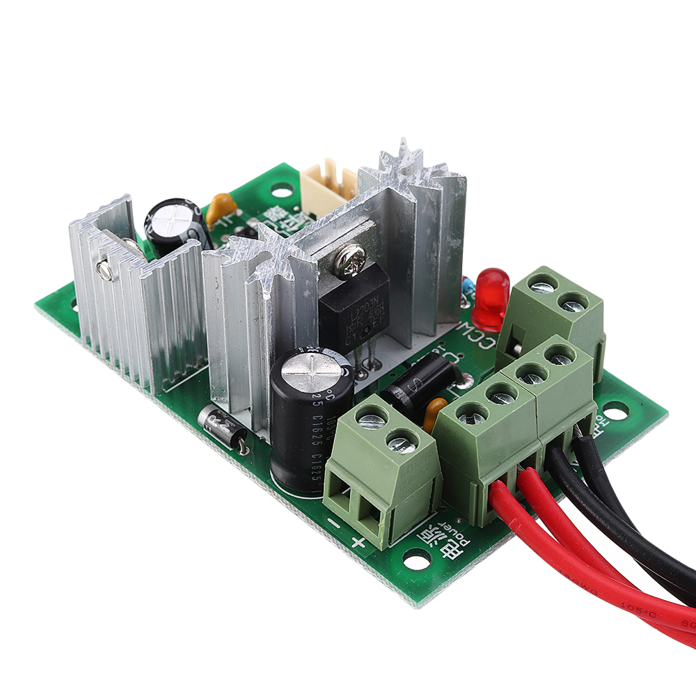And The Motor Cannot Be Switched From Forward To Reverse Unless The
