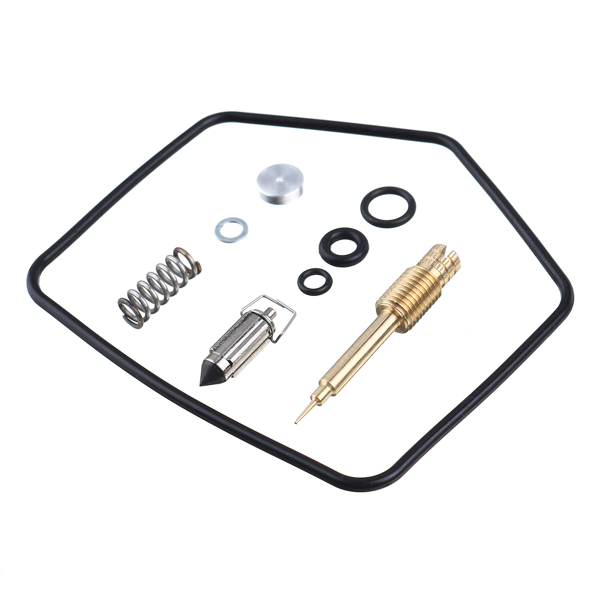 Carburetor carb repair rebuild tool kit for kawasaki kz750