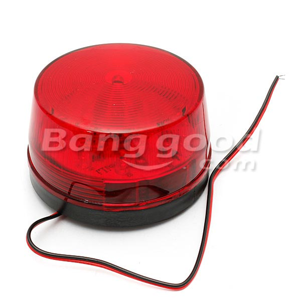 12v security alarm strobe