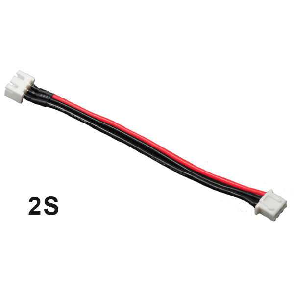 JST-XH LiPo Balance Wire Extension Adapter 10CM 2S 3S 4S