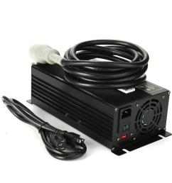 900w 48v 15 amp club car golf cart battery charger 3 pin round charger cod [ 1200 x 1200 Pixel ]