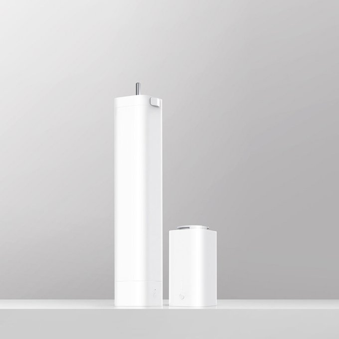 Xiaomi Mijia Aqara B1 Smart Electric Curtain Motor APP Remote Control Timing Switch Zig.bee Wireless Motorized Curtain Motor Smart Home