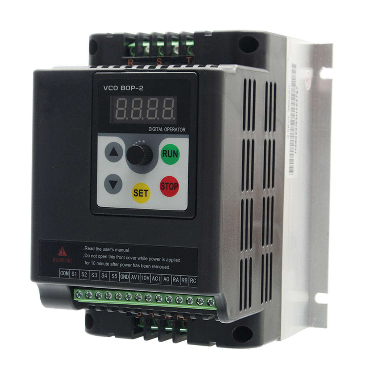 hight resolution of 1 5kw 380v 3 phase vfd variable frequency inverter motor drive speed controller converter cod