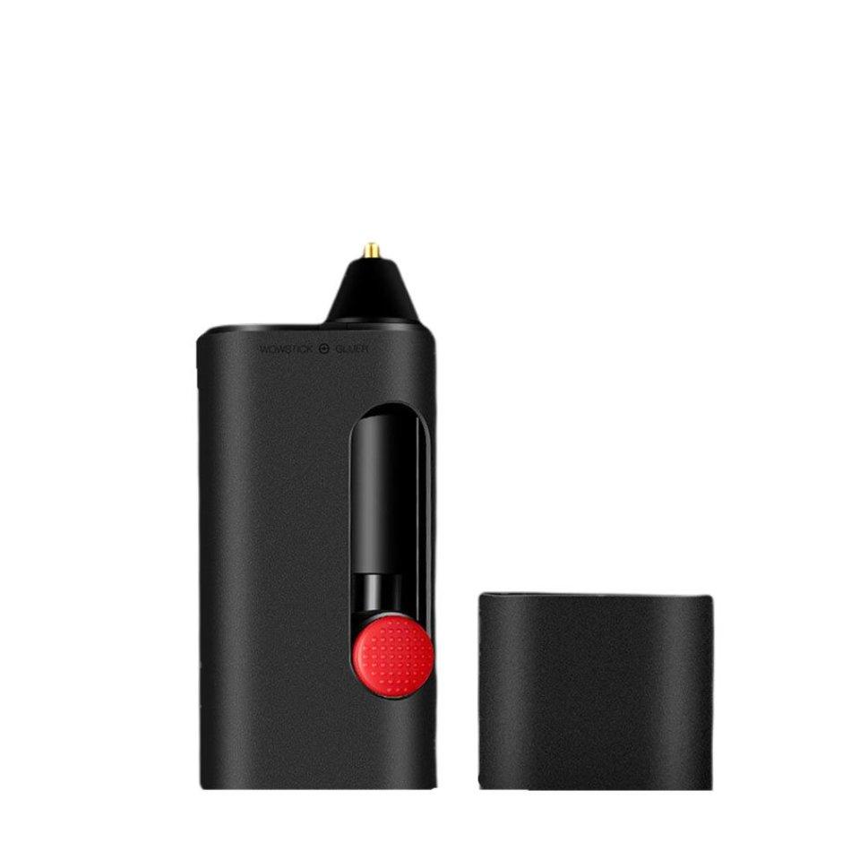 Wowstick Cordless Electric Hot Melt Glue Pen Gluer 2000mAh Type-C Rechargeable DIY Art Craft Glue Pen W/ 20pcs Glue Sticks COD