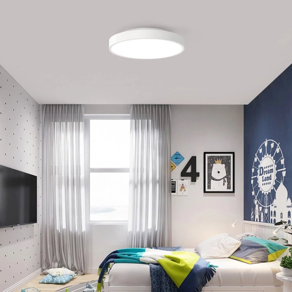 Yeelight YLXD76YL Smart LED Ceiling Light Adjustable Brightness Voice Intelligent Control Work With Apple Homekit