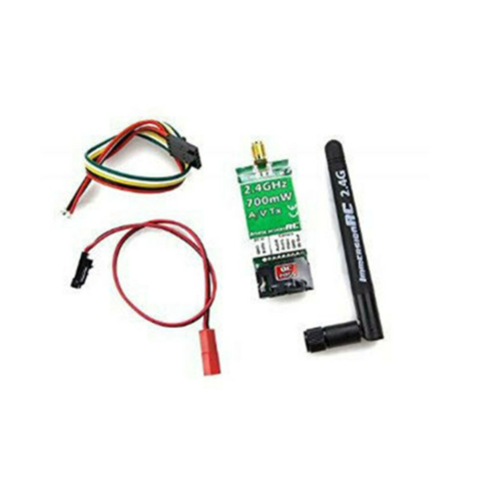 On Sale Limited Stock ImmersionRC GetFPV 2.4GHz 700mw A/V FPV Transmitter for Fat Shark Goggle Airplane Drone (US Version)
