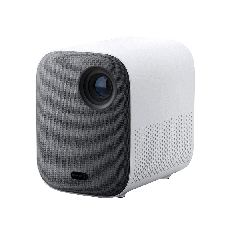[Youth Edition 2] XIAOMI Mijia DLP Mini LED WIFI Projector 1080P Full HD Bluetooth Voice Control MIUI TV System IOT Intelligence Noiseless for Outdoor Portable Cinema Home Theater