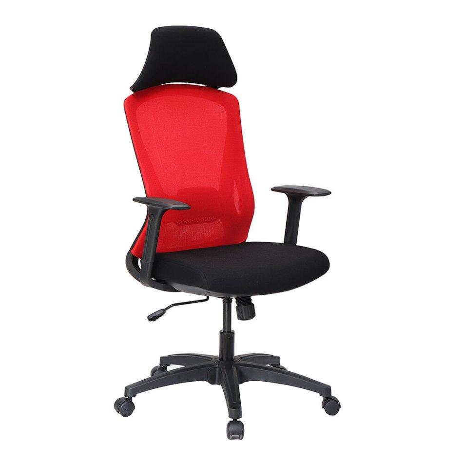 Douxlife® DL-OC02 Ergonomic Design Office Chair High Back & High Density Mesh Built-in Lumbar Support Rocking Mechanism Home Office