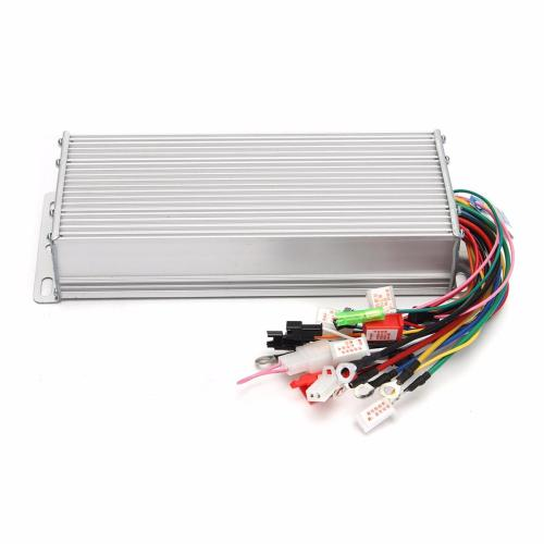 small resolution of dc 48v 1500w brushless motor controller for e bike scooter electric bicycle cod