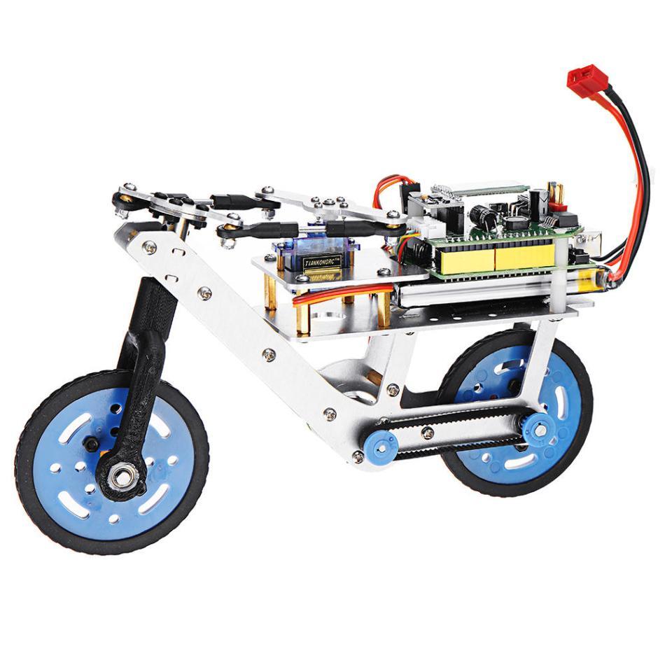Arduino Programmable Smart RC Robot Bike Car