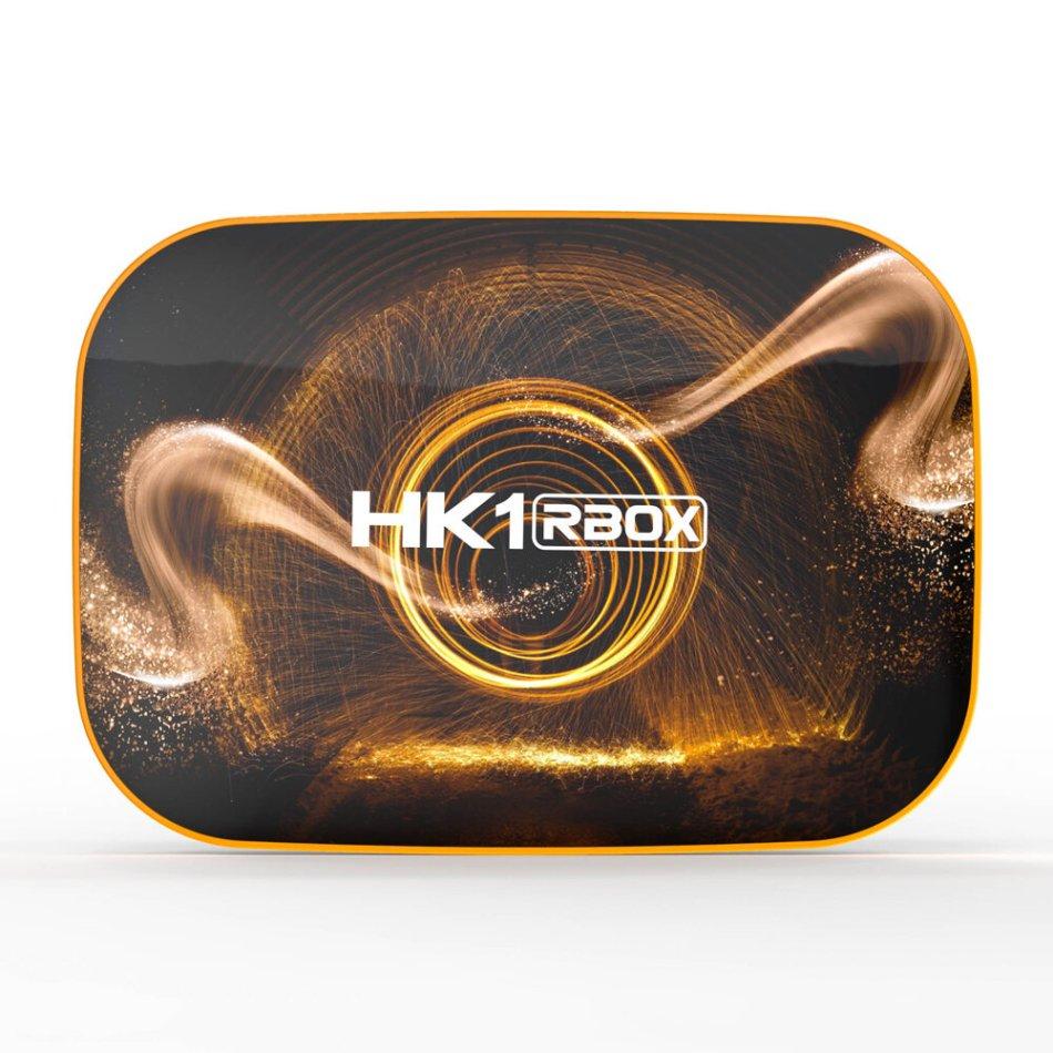 HK1 R1 RK3318 4GB RAM 128GB ROM 5G WIFI bluetooth 4.0 Android 10.0 4K@60fps VP9 H.265 TV Box