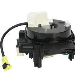 airbag spiral cable clock spring squib ring for nissan pathfinder navara d40 cod [ 1200 x 1200 Pixel ]