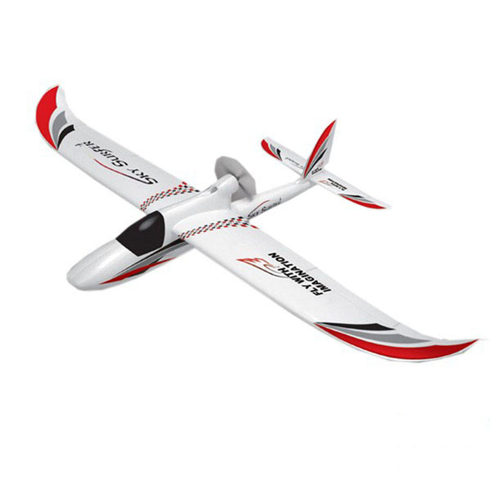 hight resolution of sky surfer x9 ii 1420mm wingspan fpv aircraft glider rc airplane pnp classic red cod