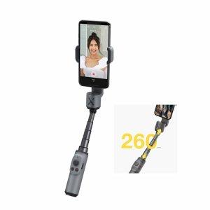 Έψαχνες εναZHIYUN Smooth X Handheld Gimbal Extension Rod Stick Stabilizer Portable Palm Size Selfie Stick for iPhone Huawei Xiaomi Tiktok YouTube Live Stream Vlog Video Selfie