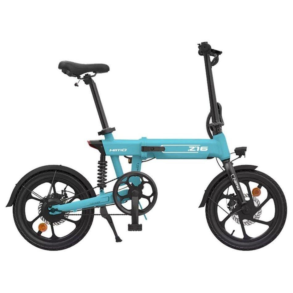 [EU DIRECT] HIMO Z16 250W 36V 10.4Ah 16inch Folding Electric Bike 25km/h Top Speed 80km Mileage Range 3 Modes Max Load 100kg EU DIRECT