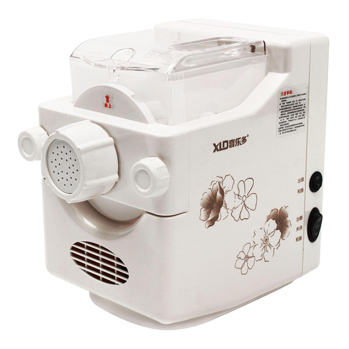 hight resolution of xld kitchen pasta noodle maker spaghetti roller cutter machine motor attachment set pizza cutter cod