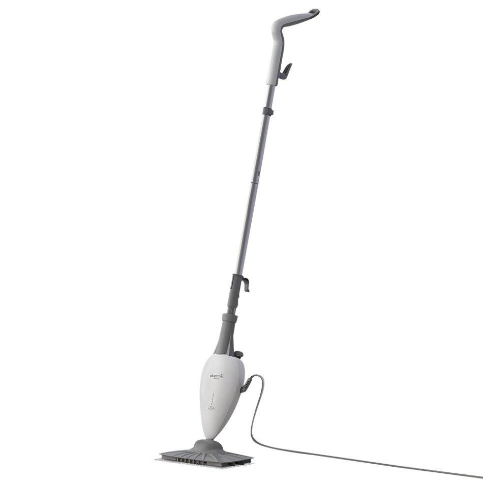Deerma ZQ100 High Temperature Steam Sterilization Mop Dust Collector from Cleaner Steam Glass Scraper Vacuum Cleaner