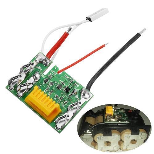 small resolution of 18v li ion battery protection circuit module board for makita drill cod