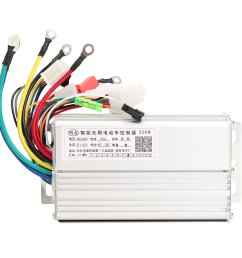 48v 500w 30a brushless motor controller for electric scooters bike cod [ 1200 x 1200 Pixel ]