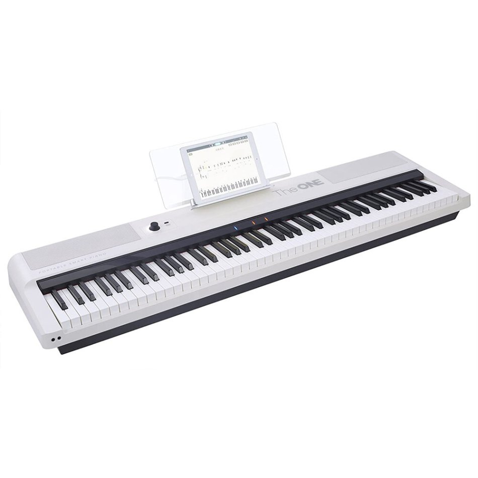 TheONE T98 TON 88 Keys Portable Light Keyboard Pro Smart Piano Lang Lang Recommended