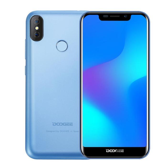 DOOGEE X70 5.5 Inch Face Unlock 2GB RAM 16GB ROM MTK6580A Quad core 3G Smartphone