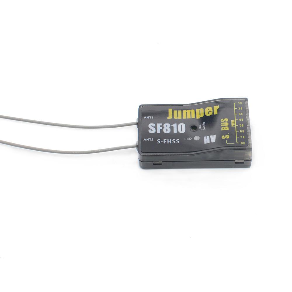 medium resolution of jumper sf810 8ch full range s fhss receiver sbus pwm output for t8sg futaba t14sg radio transmitter cod