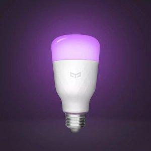 Στα € 46.89 από αποθήκη Τσεχίας | 3PCS Yeelight 1S YLDP13YL 8.5W RBGW Smart LED Bulb Work With Homekit AC100 240V( Ecosystem Product)