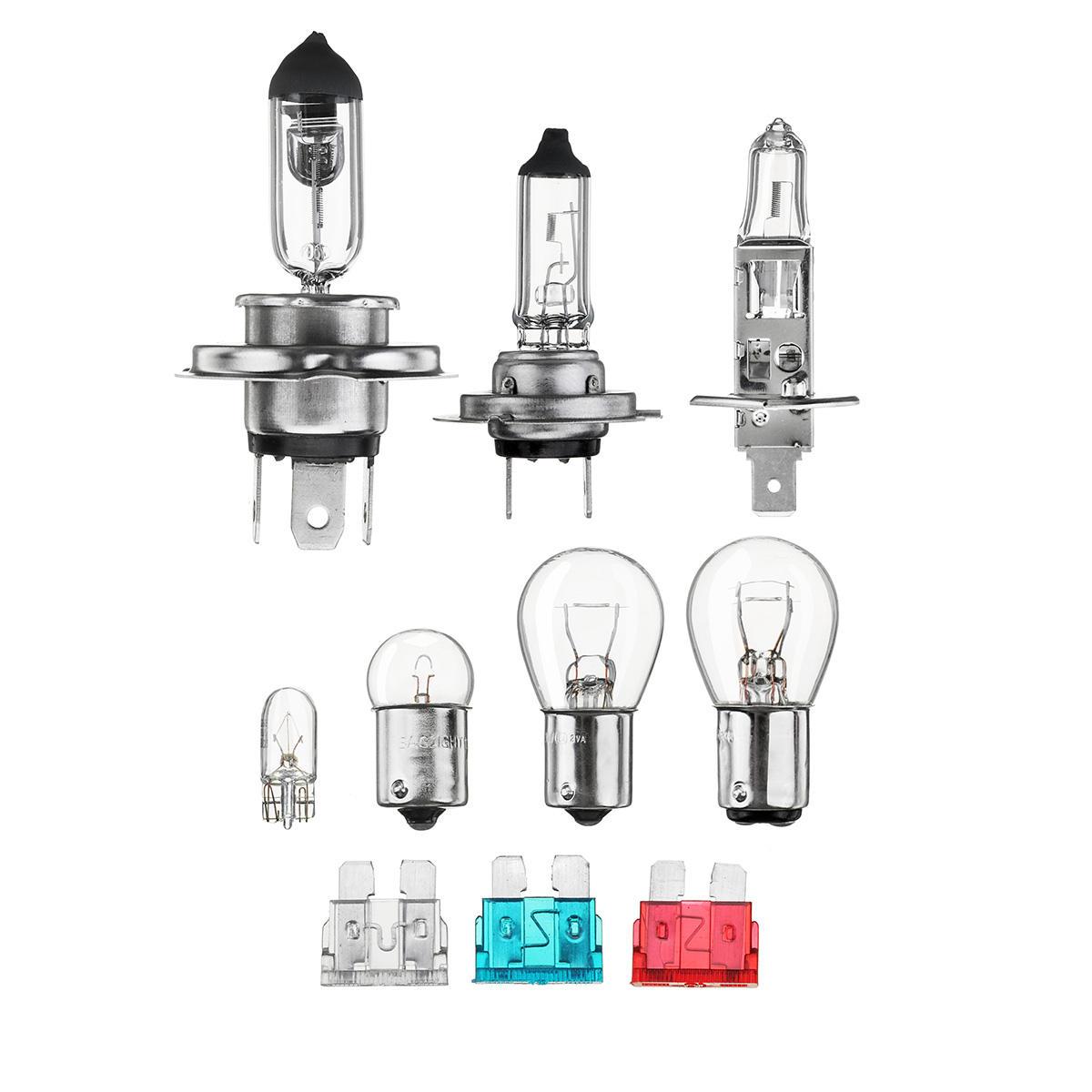 10pcs h4 h7 h1 1156 1157 g18 car fuse replacement light