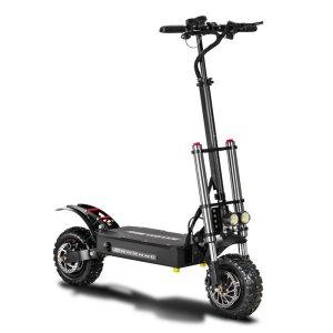 Στα 883€ από αποθήκη Κίνας | BOYUEDA 28.6AH 60V 5600W Dual Motor Folding Electric Scooter 11inch 85km/h Top Speed 110-130km Mileage Range Max Load 400kg