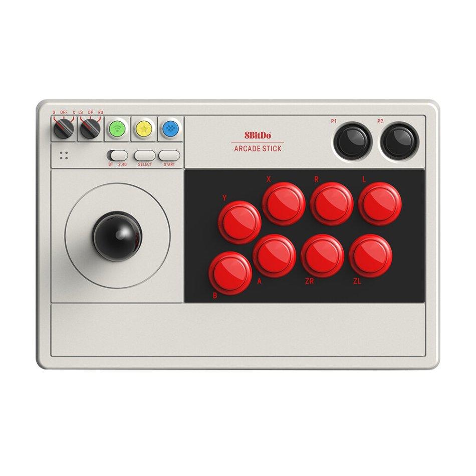 8Bitdo V3 Rocker Game Controller bluetooth Arcade Controller 3 Mode Fight Stick For Nintendo Switch PC
