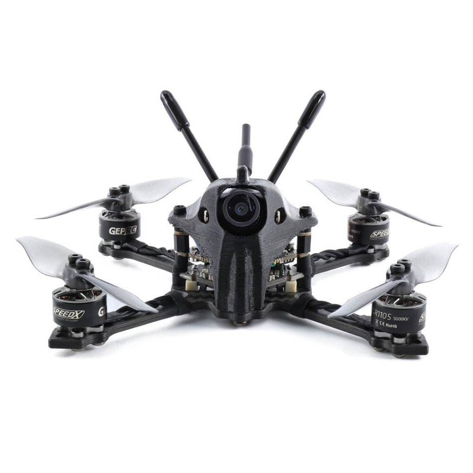 Geprc SKIP HD 3 118mm F4 3-4S 3 Inch Toothpick FPV Racing Drone BNF w/ Caddx Baby Turtle V2 1080P Camera
