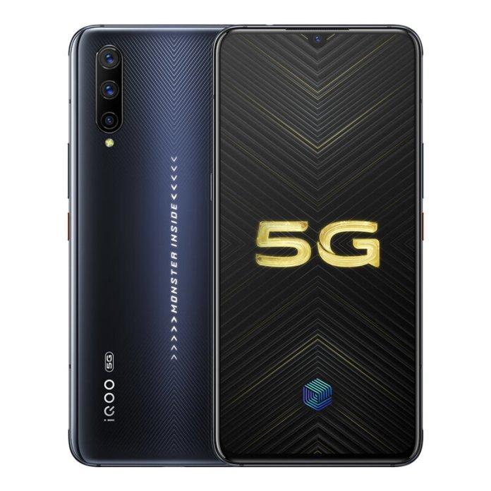 VIVO iQOO Pro 5G Version 6.41 inch Super AMOLED 48MP Triple Rear Camera NFC 8GB 256GB Snapdragon 855 Plus Octa core 5G SmartphoneSmartphonesfromMobile Phones & Accessorieson banggood.com