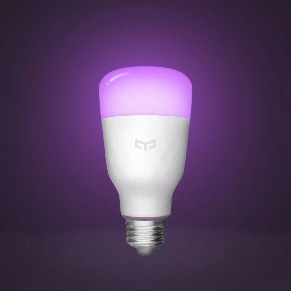 Updated Version Yeelight 1S YLDP13YL 8.5W RBGW Smart LED Bulb Work With Homekit(Xiaomi Ecosystem Product) Code: BGYEELBU1S €13.2