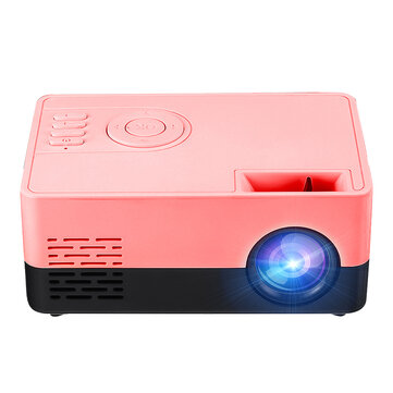 J15 Mini 1080P Full HD LED Projector Portable Projector Home Cinema Theater Outdoor Movie for Party Camping
