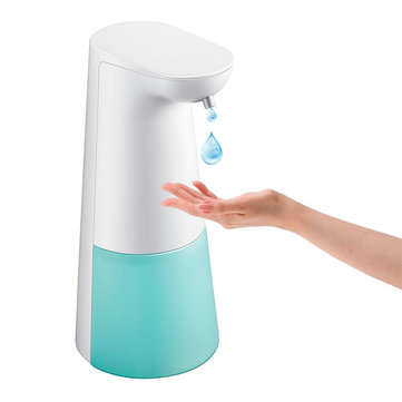[Optimiztion Version] Xiaowei 250ML Smart Sensor Automatic Induction Liquid Foaming Soap Dispenser Infrared Sensor Foaming from xiaomi youpin