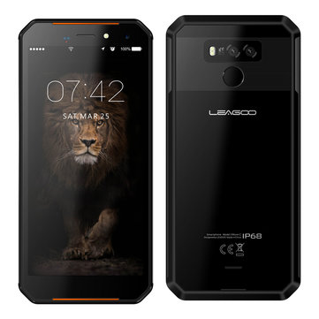 £78.28 38% Original LEAGOO XRover C IP68 Waterproof 5.72 Inch HD + IPS NFC 5000mAh 2GB RAM 16GB ROM MT6739V Quad Core 1.5 GHz 4G Smartphone Smartphones from Mobile Phones & Accessories on banggood.com