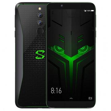 Xiaomi Black Shark Helo 6.01 inch 10GB RAM 256GB ROM Snapdragon 845 Octa Core 4G Gaming Smartphone