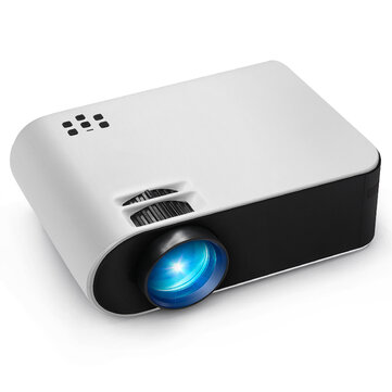 AUN Mini Projector W18C 2800 Lumens 854*480P Wireless Sync Display For Phone LED Portable Home Cinema for 1080P Video Beamer Mirroring Version