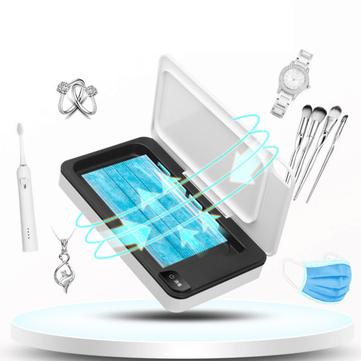 Multi-function Mask Mobile Phone Artifact Machine High Temperature Sterilizer UV Sterilizer Nail Sterilization Box